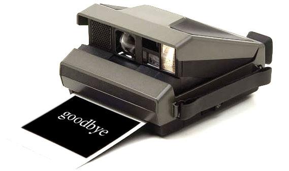 Гибель Polaroid