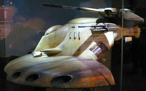 Federation AAT Tank