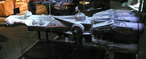 Rebel Cruiser Tantive IV