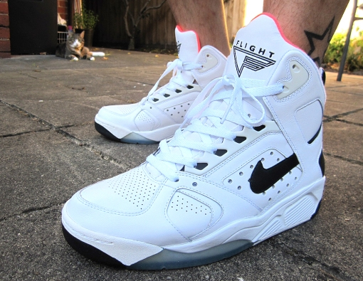 cheap for discount 6764b 17ebf NIKE AIR FLIGHT LITE – As worn by Wesley Snipes in  White Men Can t Jump  (1992). Advertisements